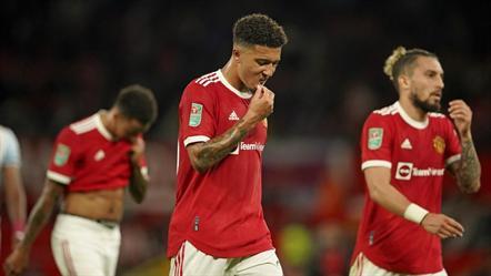 «Sancho tem de perceber que não está a jogar FIFA»