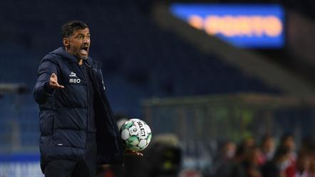 «Empate do Benfica? A boa notícia foi que não tínhamos mais casos de Covid-19»