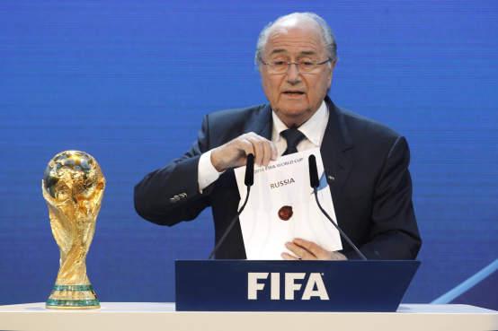 Joseph Blatter (foto AP)