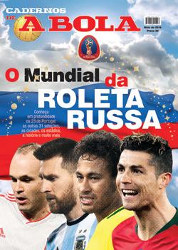 Cadernos do Mundial 2018