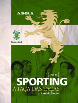 SPORTING - Taça das Taças 1963-64
