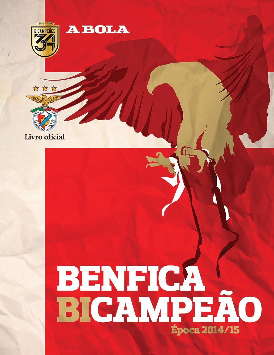 Benfica Bicampeão (2014-15)