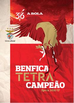 Benfica Tetracampeão (2016-17)
