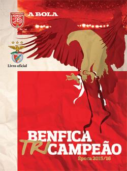 Benfica Tricampeão (2015-16)